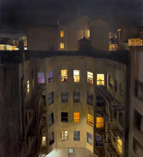 Городской реализм Кима Когана. Изображение № 9.