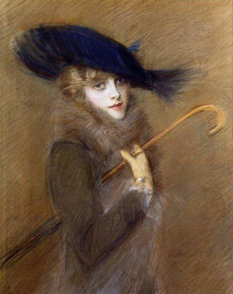 Женщины Поля Эллё. Изображение № 11.