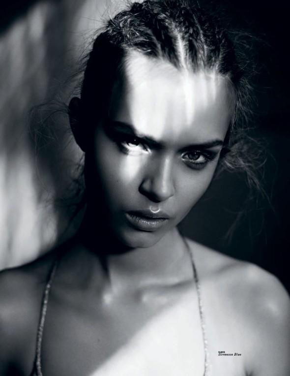 Съемки: Vogue, Elle, Tush и другие. Изображение № 18.