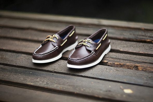 Sperry Top-Sider. История возникновения бренда. . Изображение № 4.
