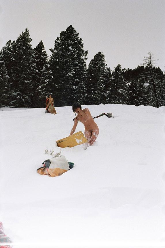 9 атмосферных фотоальбомов о зиме. Изображение № 49.