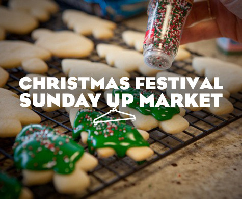 10 причин посетить Sunday Up Market Christmas Festival. Изображение № 4.
