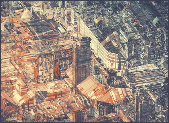 Найдено за неделю: Интерьеры Роя Лихтенштейна, неон-арт и граффити с гейшами. Изображение № 21.