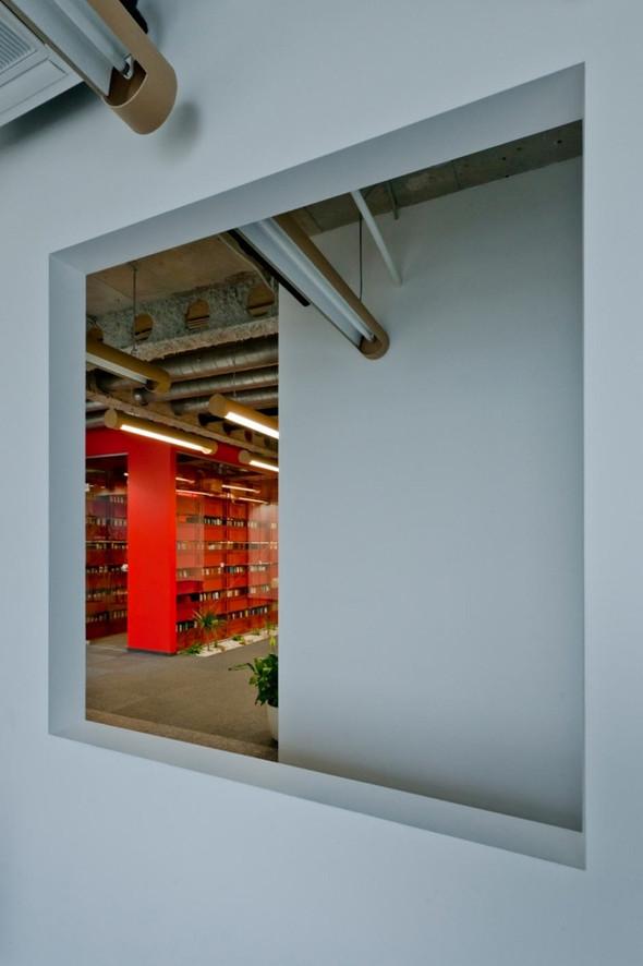 Офисы в стиле «трэш» от рижского бюро OPEN AD. Изображение № 10.