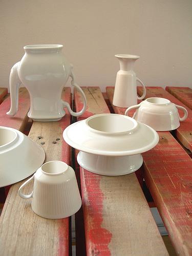 Чудная посуда Monique Goossens. Изображение № 9.