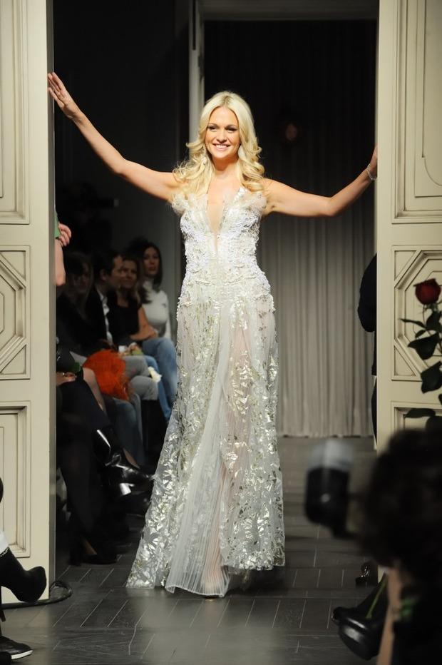 Показ Юлии Далакян в рамках Mercedes-Benz Fashion Week Russia. Изображение № 1.