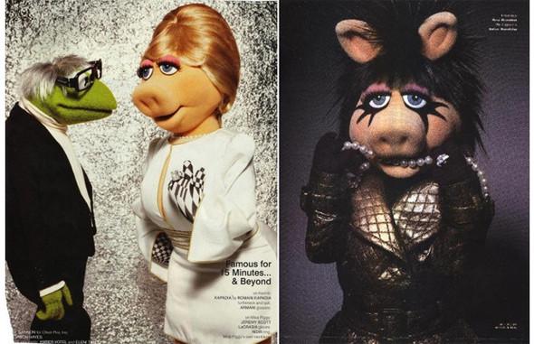 История Muppets в мире моды. Изображение № 1.
