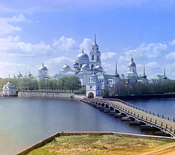 Цветные фотографии России в период с 1904-1916. Изображение № 35.