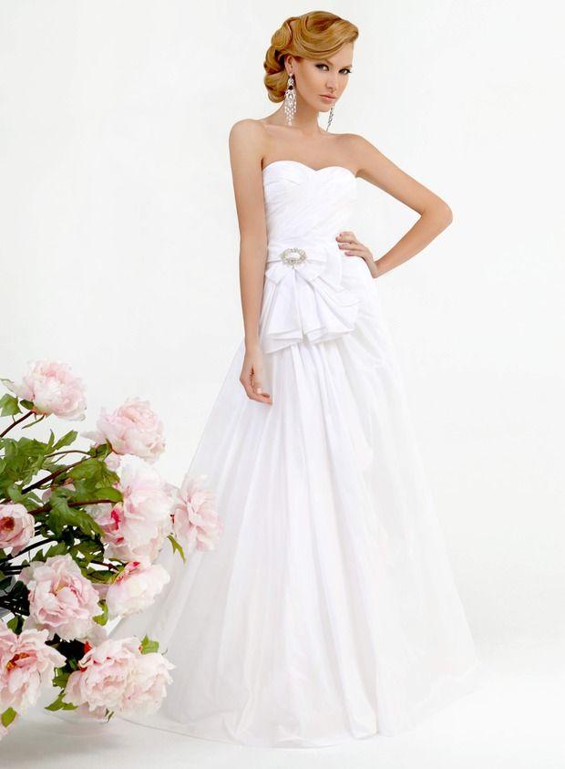 Свадебная Коллекция  от дизайнера Татьяна Каплун-Kookla 2013 ( Simple White ). Изображение №33.