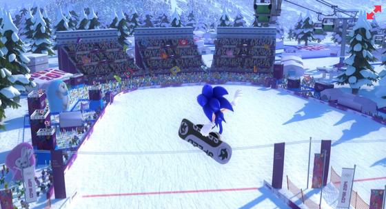 В видеоигре о Сочи-2014 появятся Марио и Соник. Изображение № 6.