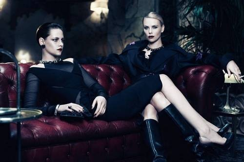 Charlize Theron and Kristen Stewart/Interview. Изображение № 3.