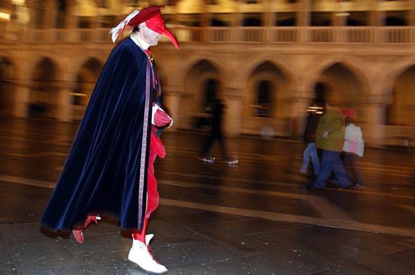 Венецианский карнавал масок. Изображение № 38.