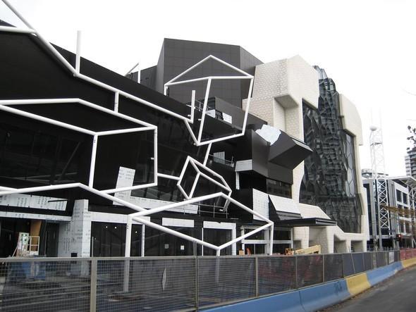 Театр вМельбурне. Изображение № 13.