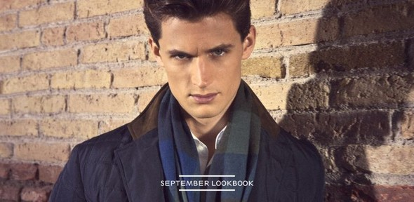 Лукбук: Massimo Dutti September 2011 Menswear. Изображение № 9.