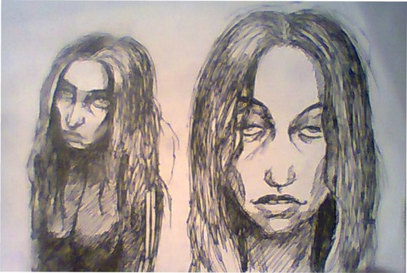 импровизация рисунка (3). Изображение № 7.