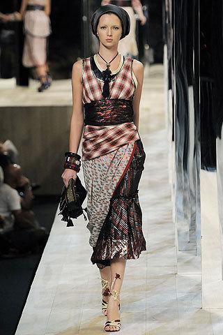 Top-10 SS09 collections (Paris FW) поверсии Style. com. Изображение № 41.
