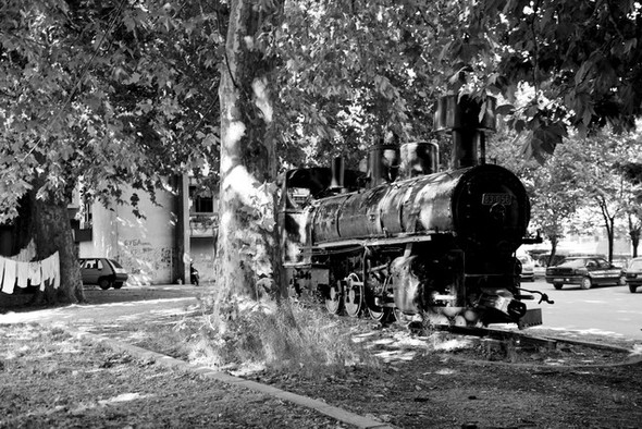 Черно-белые путешествия. Изображение № 97.