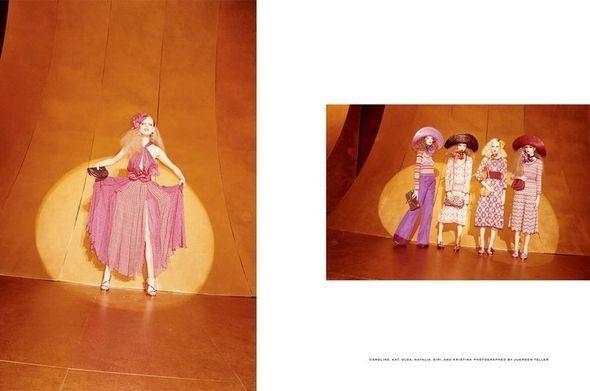 Изображение 55. Рекламные кампании: Celine, Marc Jacobs, Miu Miu и другие.. Изображение № 25.
