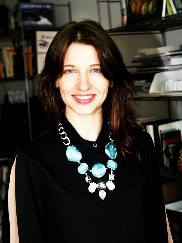Ольга Прокопова, дизайнер украшений Volha. Изображение № 1.