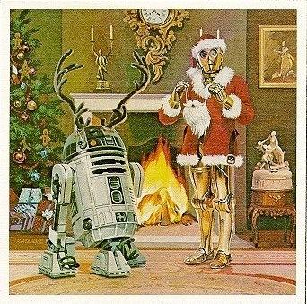 Счастливого рождества ида пребудет стобой сила!. Изображение № 3.