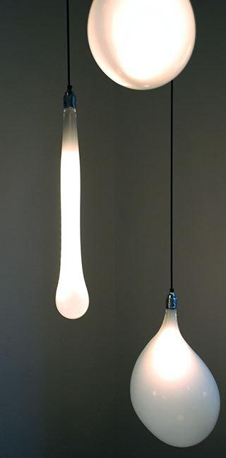 Коллекция ламп ввиде капель. Изображение № 5.