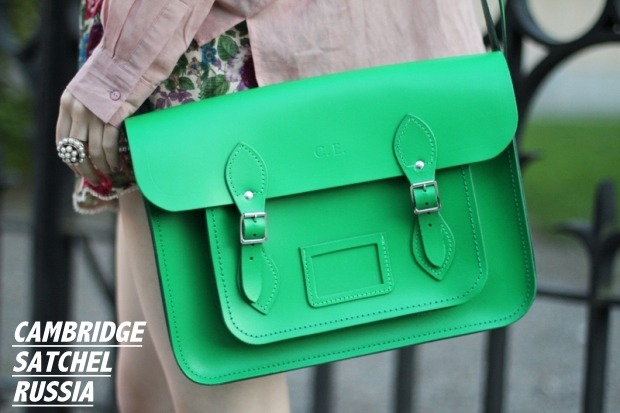 CAMBRIDGE SATCHEL RUSSIA. Изображение № 4.