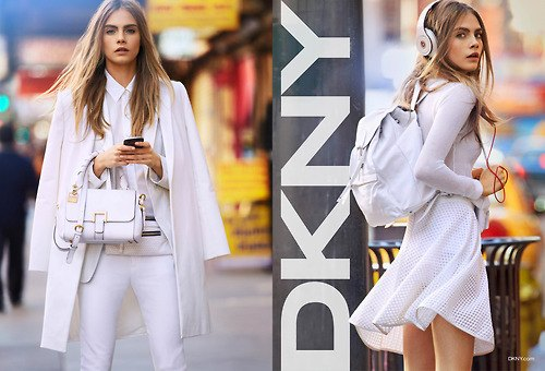 Alberta Ferretti, DKNY и Moschino показали новые кампании. Изображение № 5.