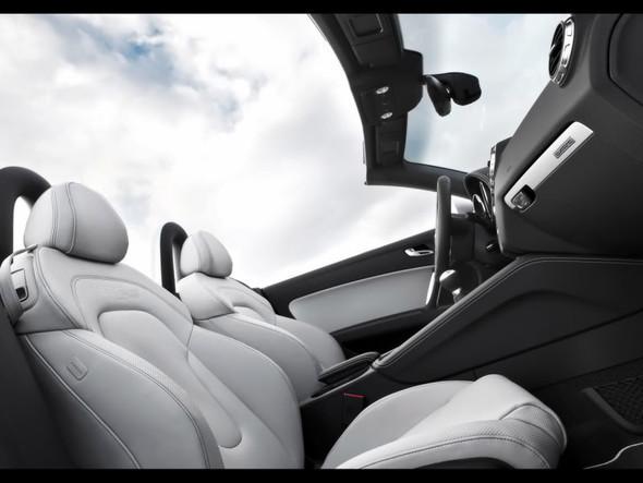 Audi TTRS Roadster. Изображение № 5.