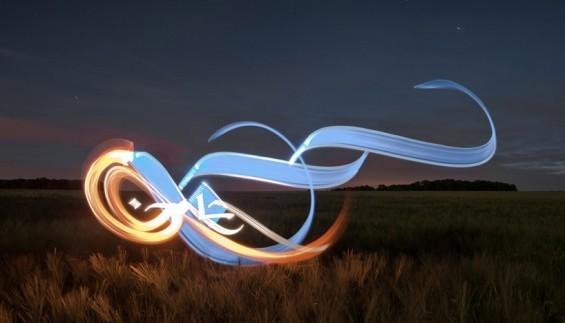 Да будет свет: 7 мастеров по световым граффити. Изображение № 13.