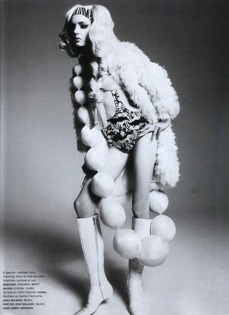 Голубоглазая блондинка. Изображение № 10.