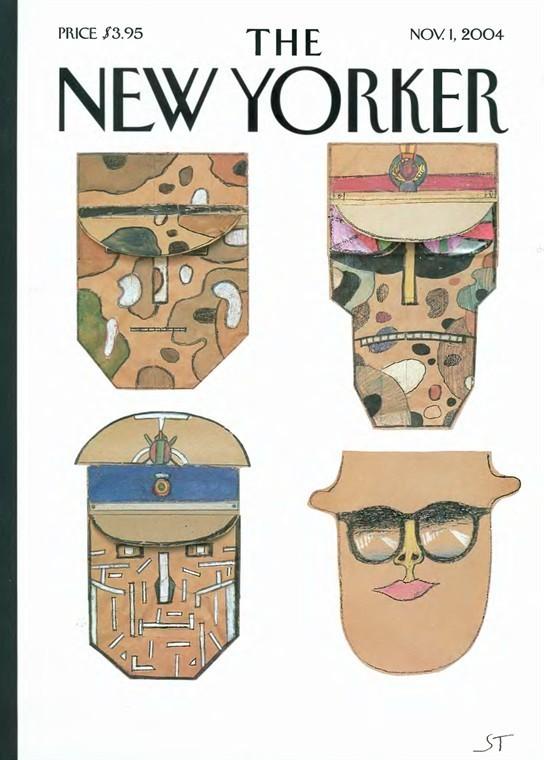 Обложки TheNew Yorker. Изображение № 80.