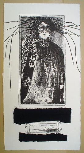 Мексиканская художница ERIKA KUHN. Изображение № 26.