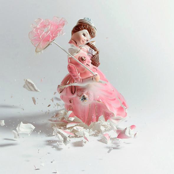 Когда разбитый фарфор становится искусством. Изображение № 16.