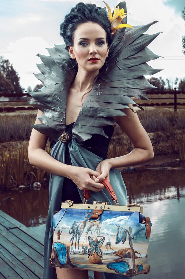 Лукбук кожаных сумок Ante Kovac. Изображение № 2.