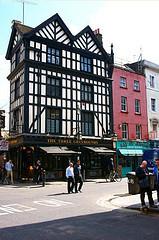 Ориентируемся в английской и лондонской архитектуре. Изображение № 5.