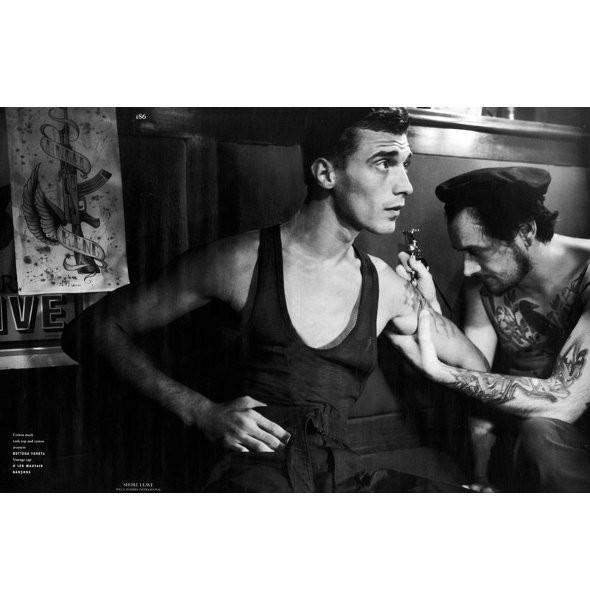 Изображение 24. Мужские съемки: GQ, Vogue Hommes и другие.. Изображение № 22.