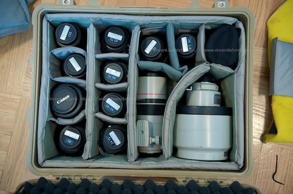 Подготовка фотографа Vincent Laforet кОлимпиаде. Изображение № 14.