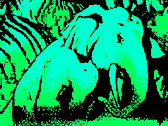Изображение 10. Куда убежали пиксели.. Изображение № 7.