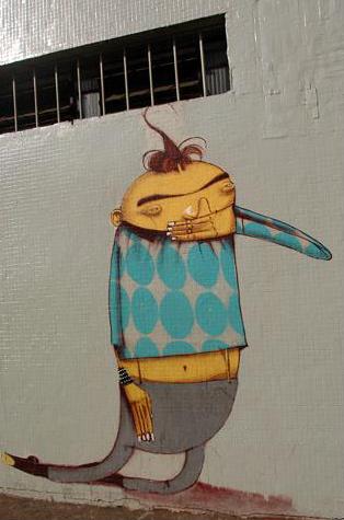 Стены Рио-де-Жанейро. Изображение № 20.