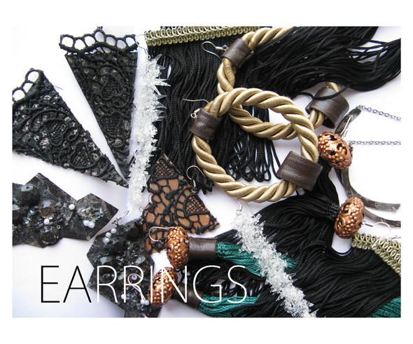 Изображение 13. EARRINGS.. Изображение № 12.