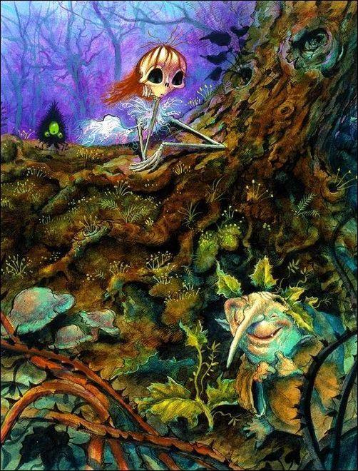 Cinderella Skeleton. Изображение № 7.