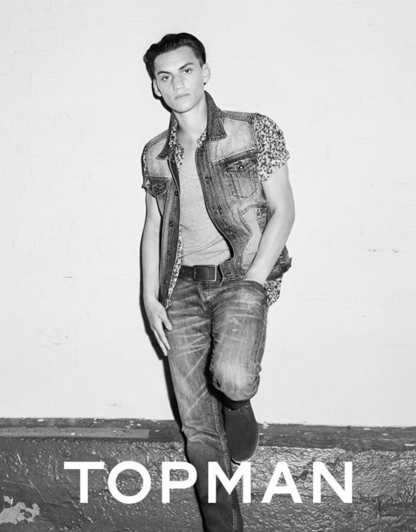 Кампания: Topman FW 2011. Изображение № 2.