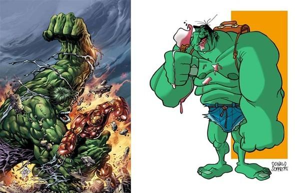 Что случается с супергероями, когда они на пенсии?. Изображение № 8.