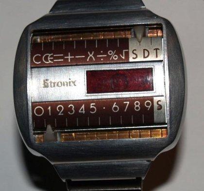 Самые странные наручные часы Топ-30. Изображение № 4.