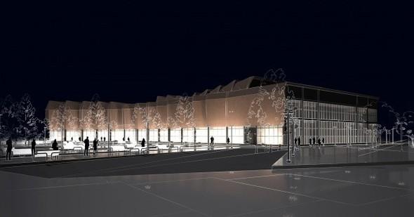 Concert Hall. Изображение № 3.