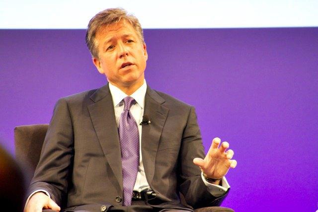 Генеральный директор SAP Билл Мак-Дермотт. Изображение № 1.