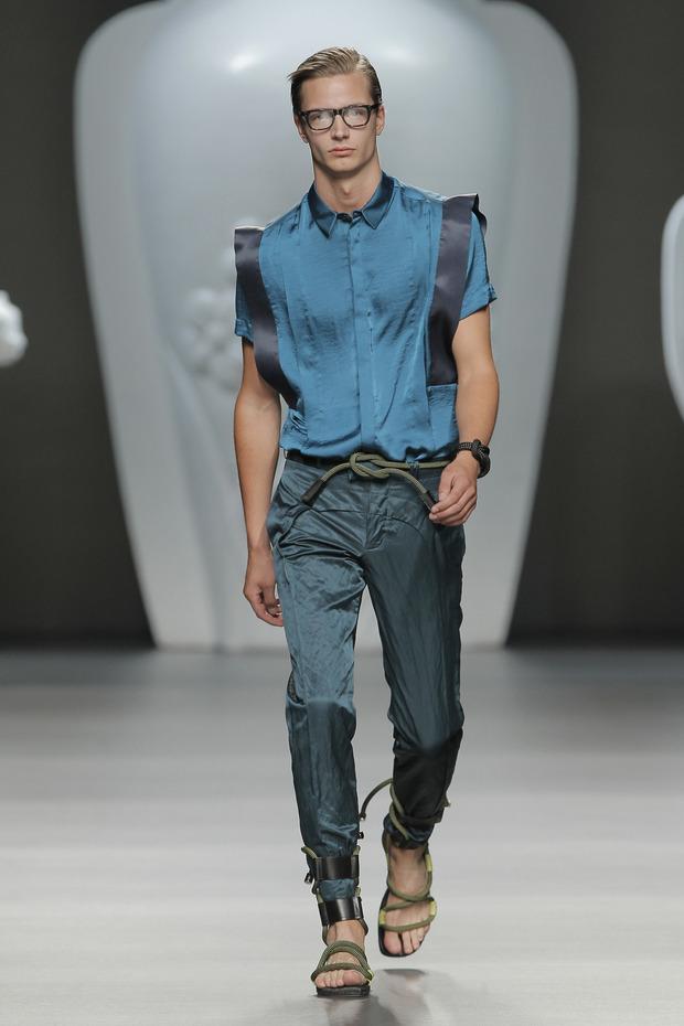 Madrid Fashion Week SS 2013: ANA LOCKING . Изображение № 22.