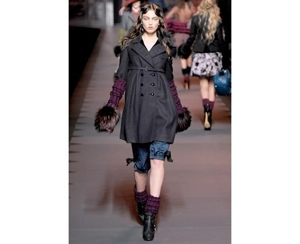 Показ Dior FW 2011. Изображение № 5.