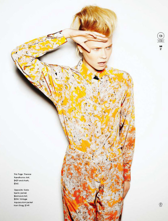 Съёмка: Сет Zoot из журнала Yen. Изображение № 3.
