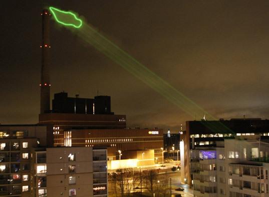 Nuage Vert Green Cloud. Изображение № 1.